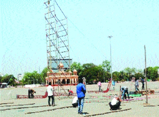 HC asks Heritage panel to decide on use of Kasturchand Park for expo, 'Ravan dahan'