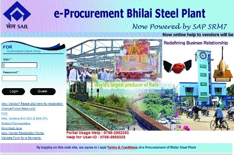 BSP launches new e-procurement portal SRM-7