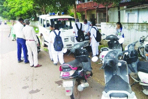 31 challans issued to underage drivers