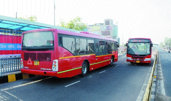 Low-floor bus service on Bilkhiriya-Nariyalkheda route from 15th