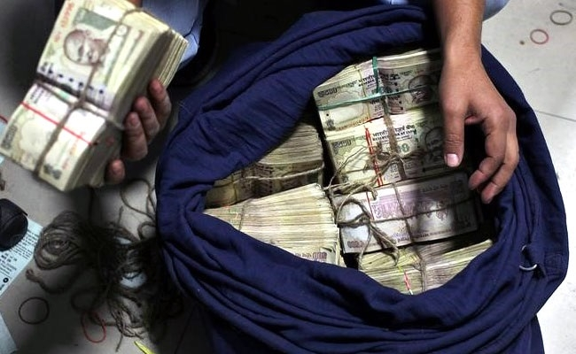 Old currency notes worth Rs 30 lakh recovered from former UP Minister's car