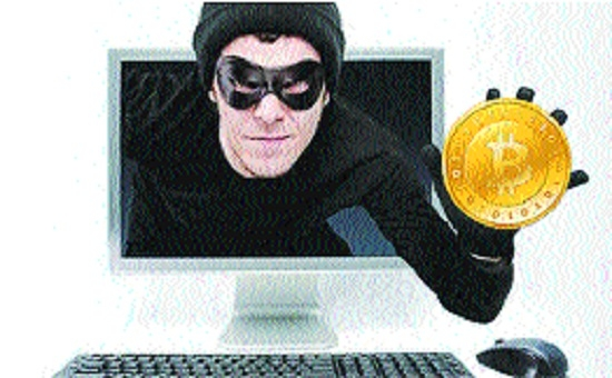 Bitcoin scamsters dupe investors of crores of rupees, two booked