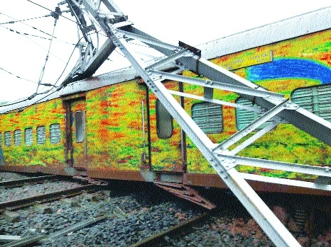 Nagpur-Mumbai rail connectivity remains snapped post derailment of Duronto Exp