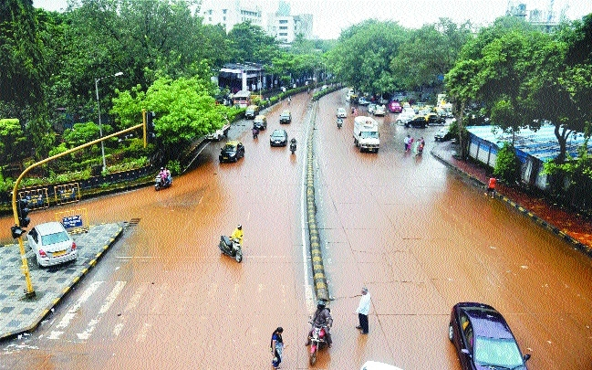Mumbai getting back to its feet as rains subside