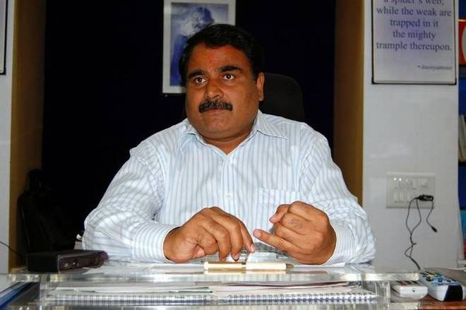Govt sacks Mopalwar as MSRDC MD