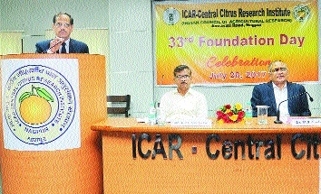 ICAR-CCRI celebrates Foundation Day