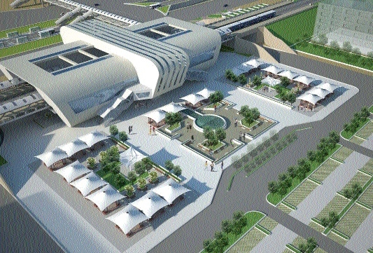 State's first multi-model station to come up at Naya Raipur