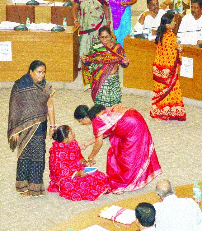 BMC General Council meeting witnesses ruckus