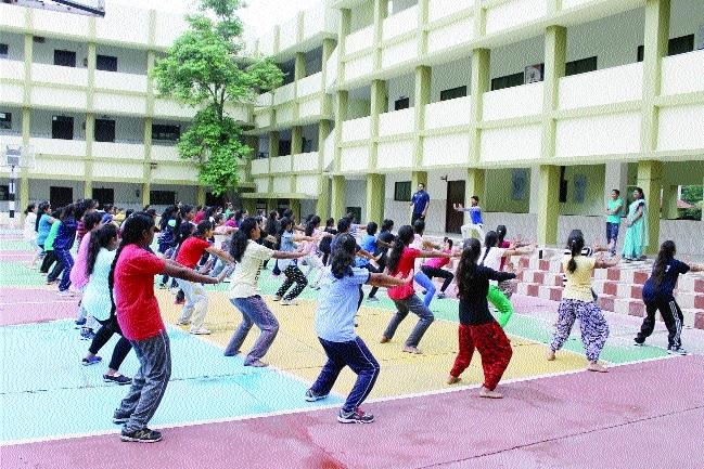 Self-defence workshop ends at BSSS