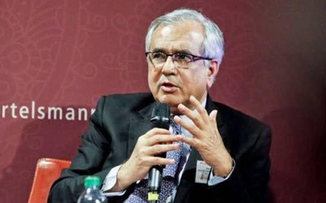 Rajiv Kumar is NITI Aayog Vice-Chairman