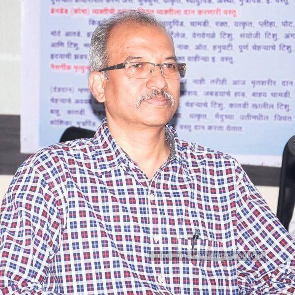 Dr Vikas Mahatme on Indian Nursing Council