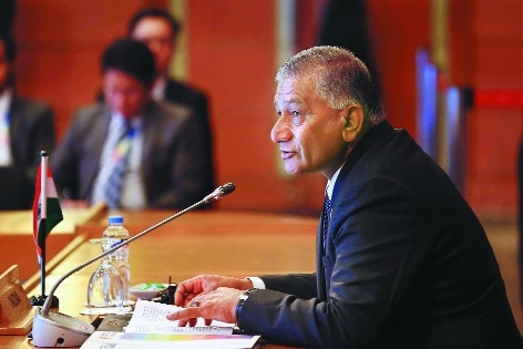 ASEAN plays vital role in region's security architecture, says India