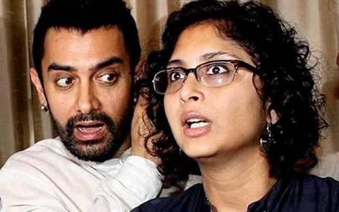 Aamir Khan, Kiran Rao down with swine flu