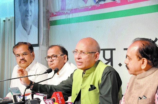 Intolerance increasing: Dr Singhvi