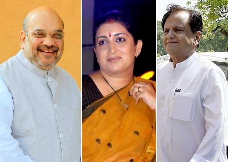 Shah, Smriti win; Patel pants to victory