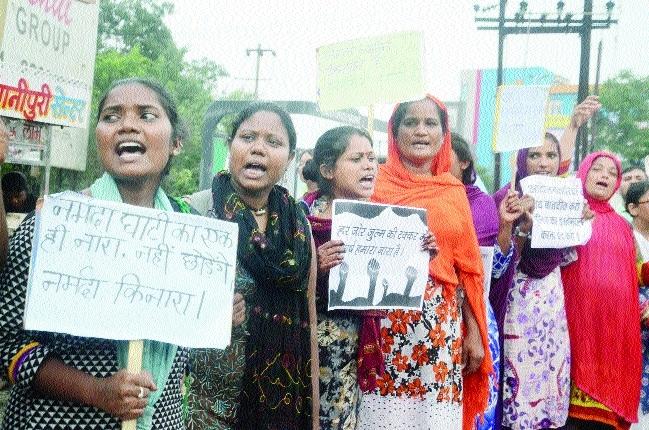 Ten more sit on indefinite hunger strike at Chikhalda