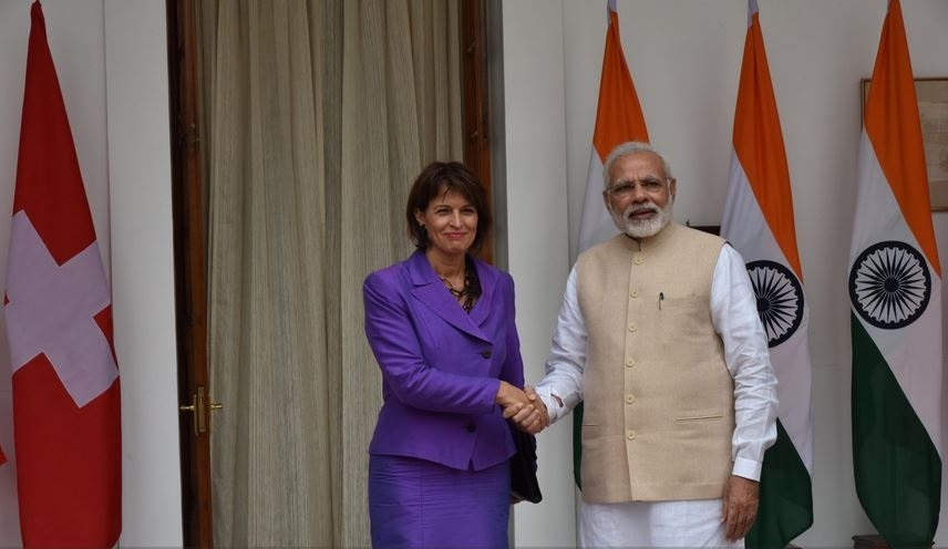 India, Switzerland discuss ways to combat black money, tax evasion