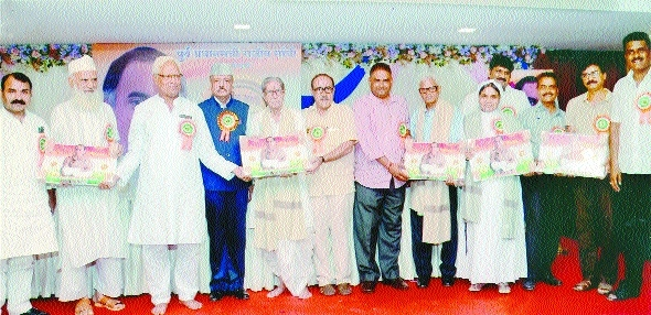 Dr Mishra, others get Rajiv Gandhi Gaurav Gatha Foundation Awards