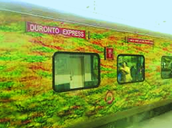 Duronto Express may run on alternate days