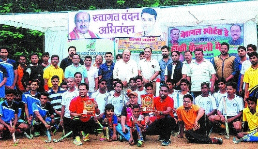 National Sports Day celebrated