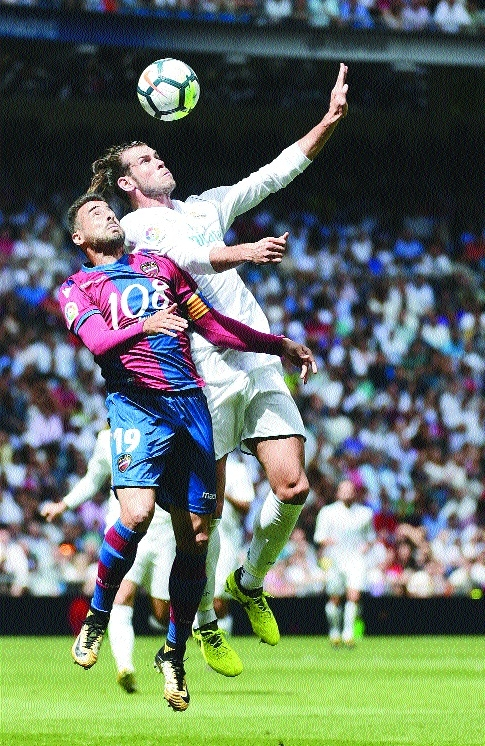 Wasteful Real frustrated with home draw against Levante