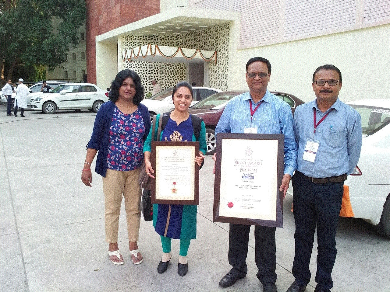Six JMC projects bag national awards