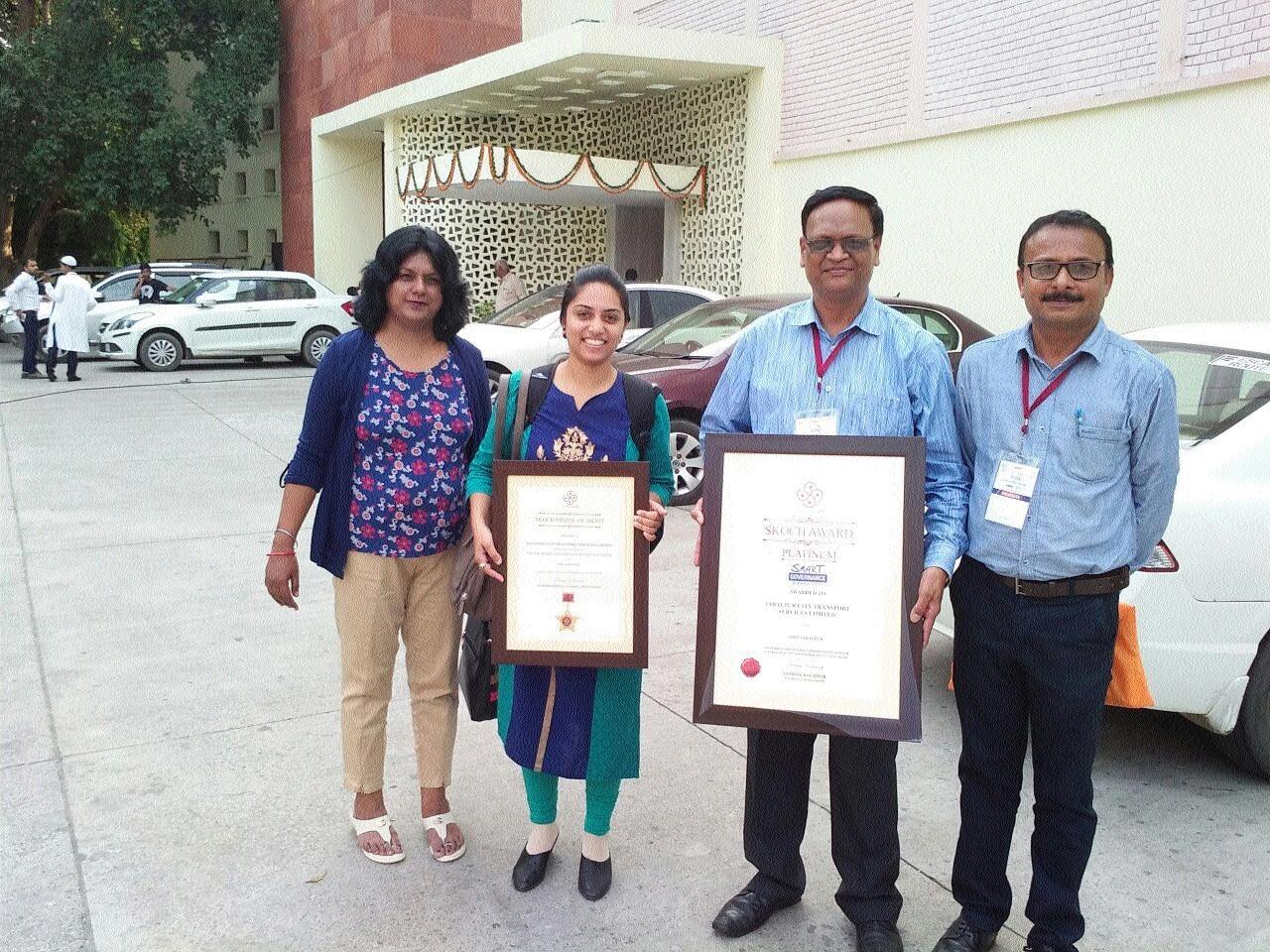 Six JMC projects bag national awards