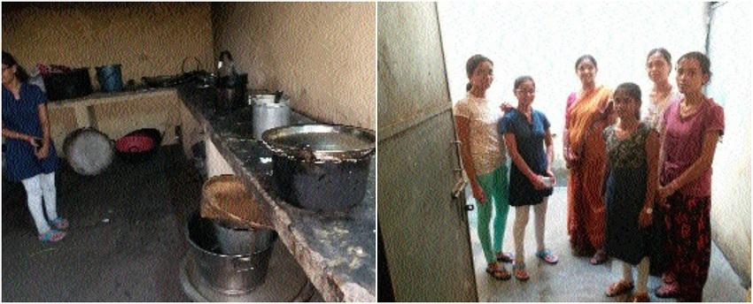 SC and ST Girls Hostel in 'horrifying' state