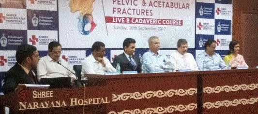 Pelvic, Acetabular Fractures focused at in SNH