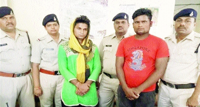 Two nabbed for trying to molest minor girl