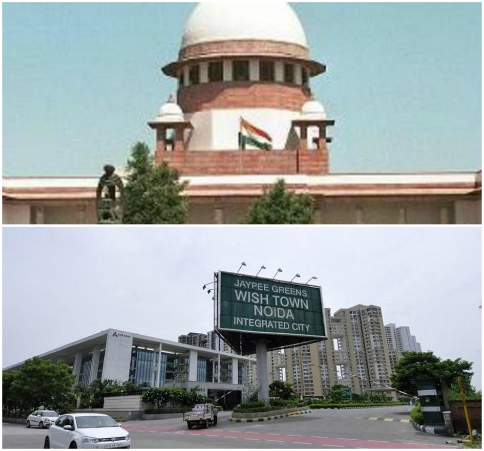 SC asks Jaypee Associates to deposit Rs 2000 crore