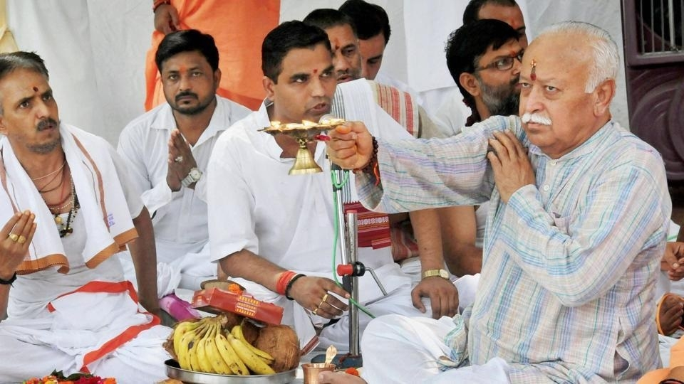 Hinduism's doors open to all: Bhagwat