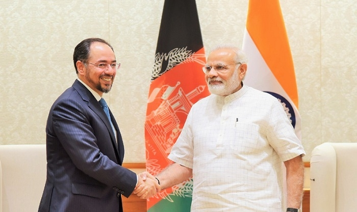 Modi vows strong support to Afghan's fight against terror