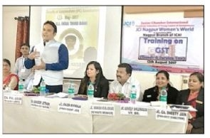 Be ready to face challenges under GST implementation: CA Jotwani