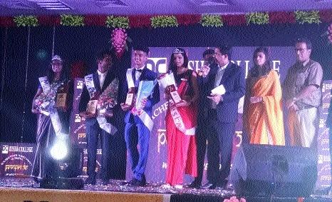 Disha College celebrates 'Parampara-2017'
