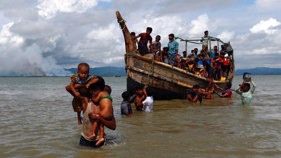 India rejects UN human rights chief's criticism on Rohingya Muslim refugees