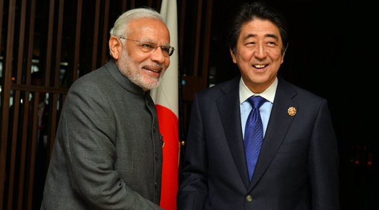 Abe arrives on two-day Gujarat visit today
