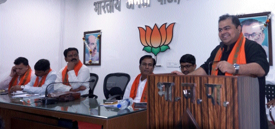 BJYM gears up for Mission 2018