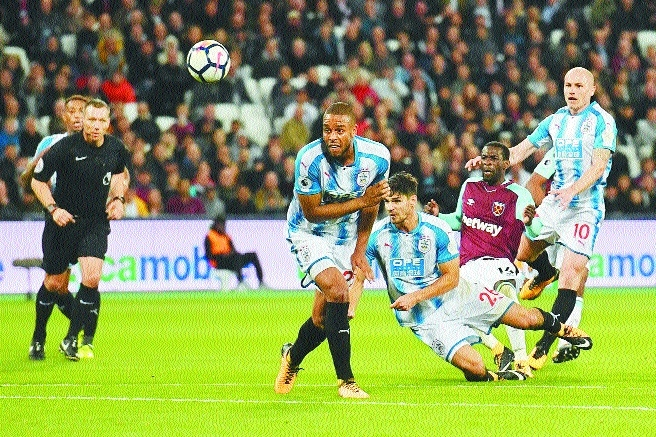 West Ham win to give Bilic perfect birthday gift