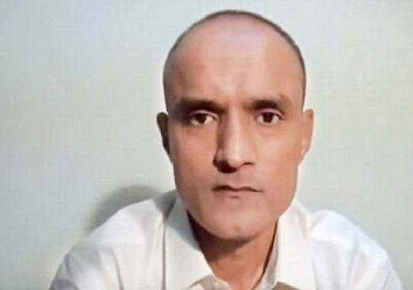 India submits pleadings to ICJ in Jadhav case