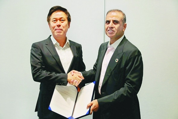 Airtel, SK Telecom tie-up to build high speed network, 5G