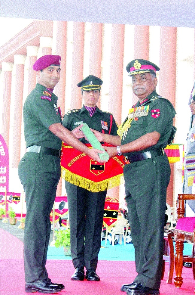 63 Army personnel honoured for valour