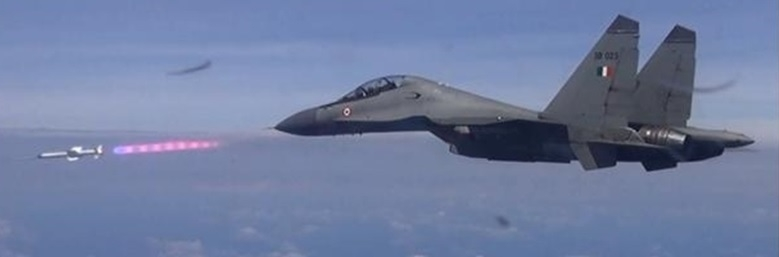IAF completes development  trials of Astra air-to-air missile