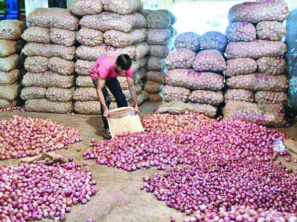 Prices crash after I-T raids on seven big onion traders