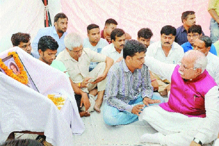 Khattar announces CBI probe into Pradyuman's murder