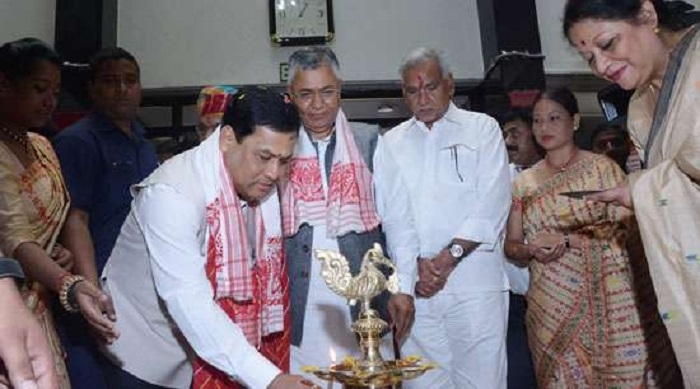 Sonowal opens Assam-Rajasthan cultural exchange programme