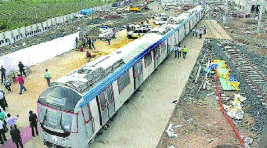 Rly Board's nod to Metro service