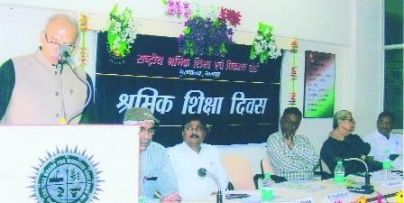 Employees who willingly do work are awarded: Dr Vikas Mahatme