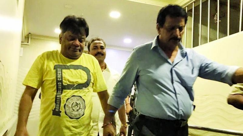 Dawood's brother Iqbal arrested for extortion