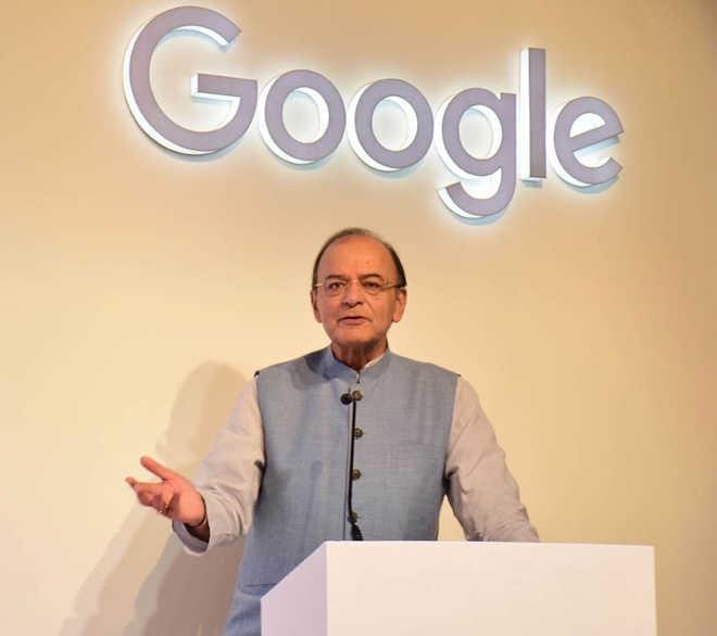 Jaitley launches Google's new digital payment app 'Tez'